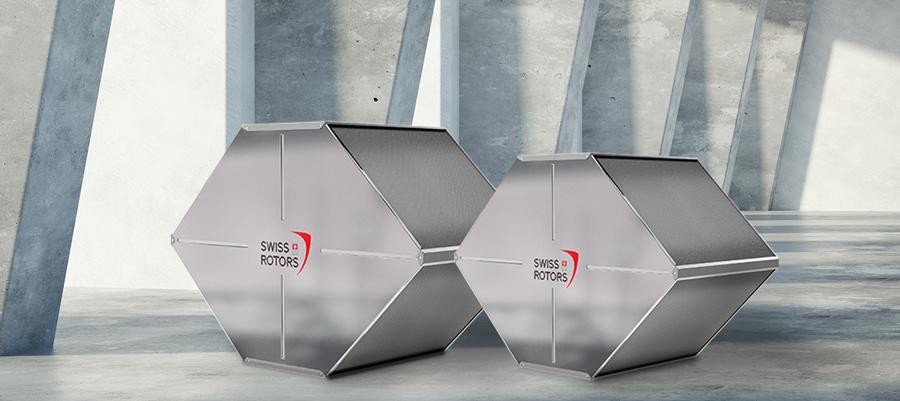 Swiss Rotors Hex